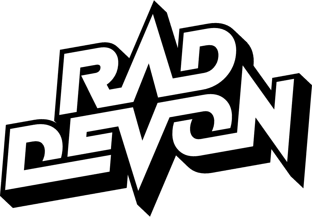 Rad Devon logo
